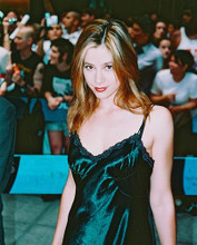 This is an image of 238553 Mira Sorvino Photograph & Poster