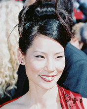 This is an image of 239266 Lucy Liu Photograph & Poster