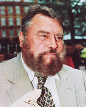 This is an image of 239542 Brian Blessed Photograph & Poster