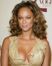 This is an image of 254259 Tyra Banks Photograph & Poster
