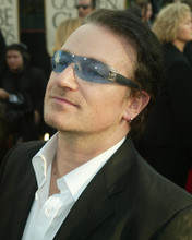 This is an image of 254278 Bono Photograph & Poster