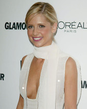 This is an image of 254437 Sarah Michelle Gellar Photograph & Poster