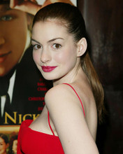 This is an image of 254489 Anne Hathaway Photograph & Poster