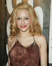 This is an image of 254596 Brittany Murphy Photograph & Poster