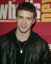 This is an image of 254693 Justin Timberlake Photograph & Poster