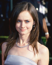This is an image of 254908 Alexis Bledel Photograph & Poster
