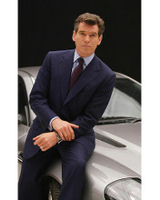 This is an image of 254920 Pierce Brosnan Photograph & Poster