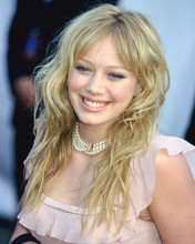This is an image of 254966 Hilary Duff Photograph & Poster