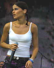 This is an image of 254991 Nelly Furtado Photograph & Poster