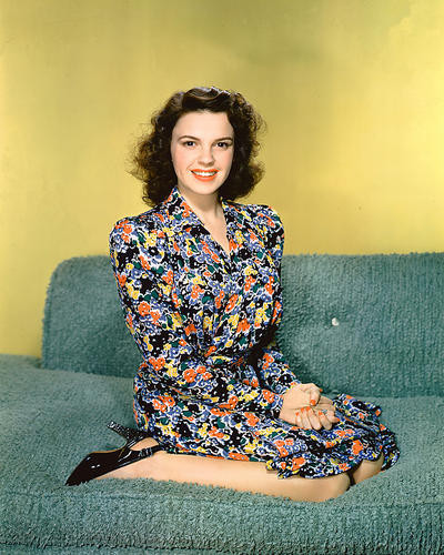 This is an image of 254994 Judy Garland Photograph & Poster