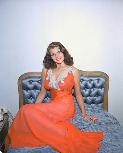 This is an image of 255014 Rita Hayworth Photograph & Poster