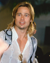 This is an image of 255088 Brad Pitt Photograph & Poster