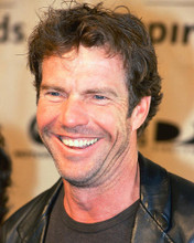 This is an image of 255095 Dennis Quaid Photograph & Poster