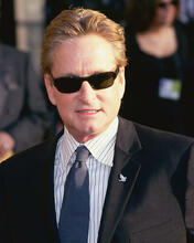 This is an image of 255250 Michael Douglas Photograph & Poster