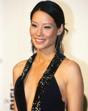 This is an image of 255351 Lucy Liu Photograph & Poster
