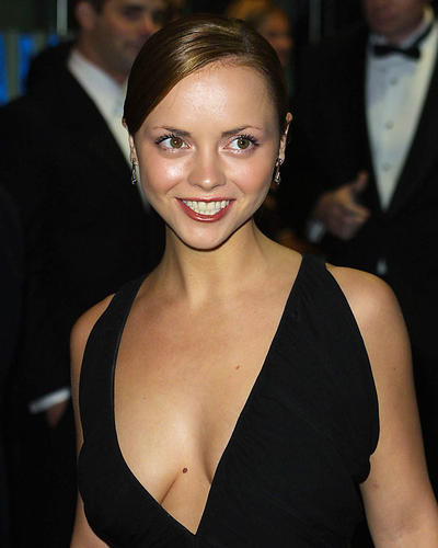 This is an image of 255429 Christina Ricci Photograph & Poster