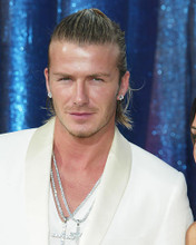 This is an image of 255501 David Beckham Photograph & Poster