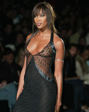 This is an image of 255512 Naomi Campbell Photograph & Poster