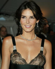 This is an image of 255528 Angie Harmon Photograph & Poster