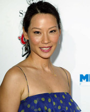 This is an image of 255543 Lucy Liu Photograph & Poster
