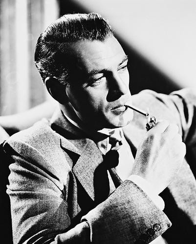 This is an image of 169862 Gary Cooper Photograph & Poster