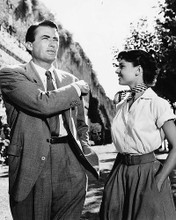 This is an image of 172693 Roman Holiday Photograph & Poster