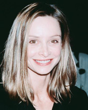 This is an image of 240016 Calista Flockhart Photograph & Poster