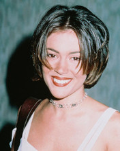 This is an image of 240116 Alyssa Milano Photograph & Poster