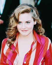 This is an image of 240188 Alicia Silverstone Photograph & Poster