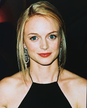 This is an image of 240456 Heather Graham Photograph & Poster