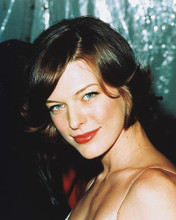 This is an image of 240499 Milla Jovovich Photograph & Poster