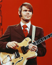 This is an image of 240794 Glen Campbell Photograph & Poster