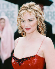 This is an image of 241199 Kim Cattrall Photograph & Poster