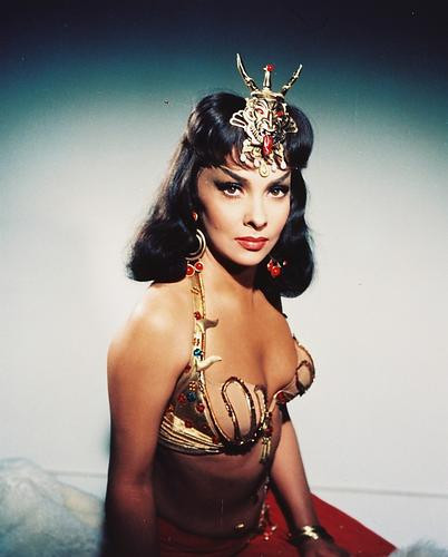 This is an image of 241320 Gina Lollobrigida Photograph & Poster