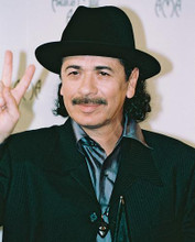 This is an image of 241411 Carlos Santana Photograph & Poster