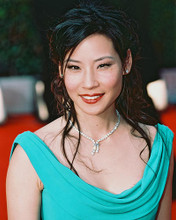 This is an image of 241567 Lucy Liu Photograph & Poster