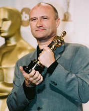 This is an image of 241593 Phil Collins Photograph & Poster