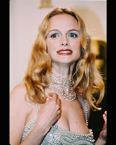 This is an image of 241603 Heather Graham Photograph & Poster