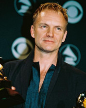 This is an image of 241878 Sting Photograph & Poster
