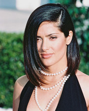 This is an image of 242571 Salma Hayek Photograph & Poster