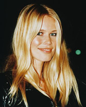 This is an image of 242703 Claudia Schiffer Photograph & Poster