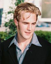 This is an image of 242744 James Van Der Beek Photograph & Poster