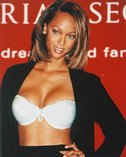 This is an image of 242857 Tyra Banks Photograph & Poster