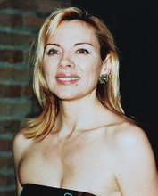 This is an image of 243575 Kim Cattrall Photograph & Poster