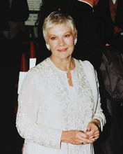 This is an image of 243611 Judi Dench Photograph & Poster