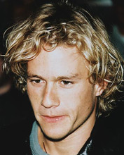 This is an image of 243707 Heath Ledger Photograph & Poster