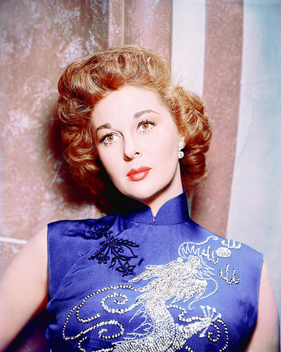 This is an image of 255699 Susan Hayward Photograph & Poster