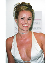 This is an image of 255706 Amanda Holden Photograph & Poster
