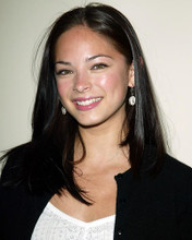This is an image of 255725 Kristin Kreuk Photograph & Poster