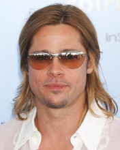 This is an image of 255774 Brad Pitt Photograph & Poster